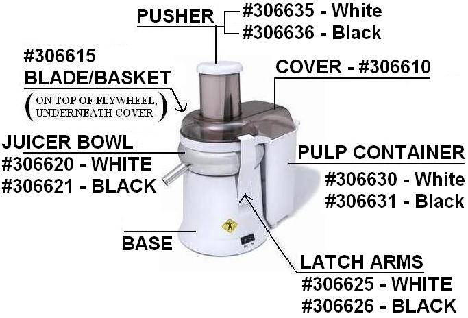 Breville bje510xl juicer ikon juice extractor bed bath and beyond