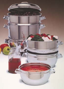 Victorio Steamer Juicer Cooker