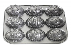 Nordicware Decorated Egg Pan