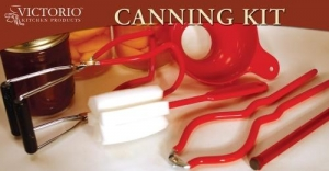Victorio Canning Kit