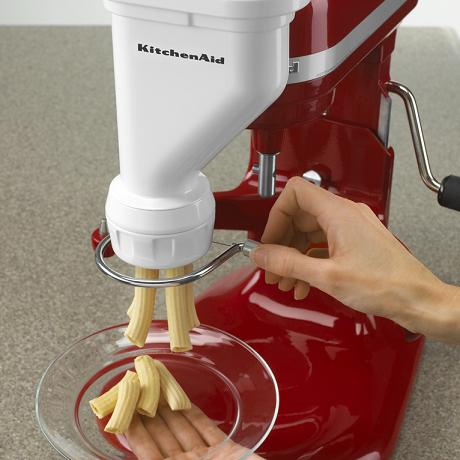 KitchenAid Pasta Press: For Your Kitchen - The Bosch Mixer ...