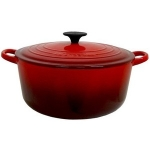 Le Creuset French Round Oven 13.25qt Cherry