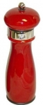 "William Bounds Pro Empire Red 8"" Pepper Mill"
