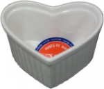 Harolds Import Company 6 oz Heart Ramekin