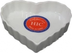 Harolds Import Company 6 oz Heart Dish