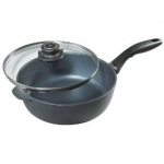 "Swiss Diamond 10"" Covered Saute Pan"