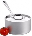 All-Clad 2 Qt. Stainless Steel Sauce Pan