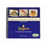 Xagave Cookbook (Cooking With Agave Nectar)