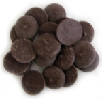 Guittard Dark Chocolate A'peels 1 Lb. (Confectionary Coatings)