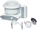 Bosch Universal Plus Mixer w/ Bowl Scrapper, Cookie Paddles & Cook'n Software!