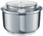 Bosch Universal Plus Mixer New Stainless Steel Bowl (Locks Onto Base)