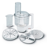 Bosch Universal Mixer Food Processor Attachment