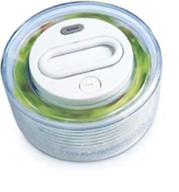 Zyliss Easy Spin Mini Salad Spinner