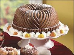 Nordicware Bavarian Bundt Pan