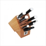 DM0910 - Kershaw Classic 9 Piece Gourmet Block set W/ Bamboo Block